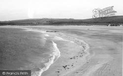 Llanfwrog, Sandy Beach c.1936