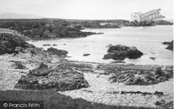 Llanfwrog, The Rocks, Sandy Bay 1936