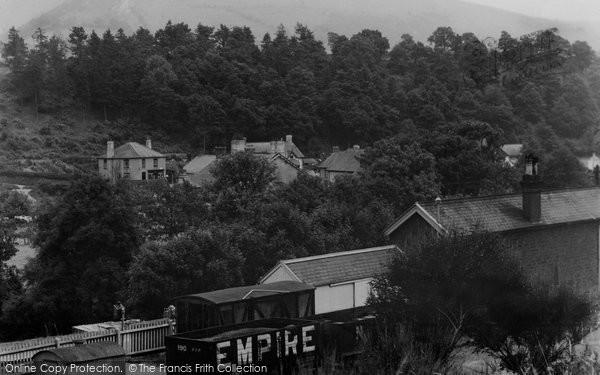 Photo of Llangammarch Wells, 1937