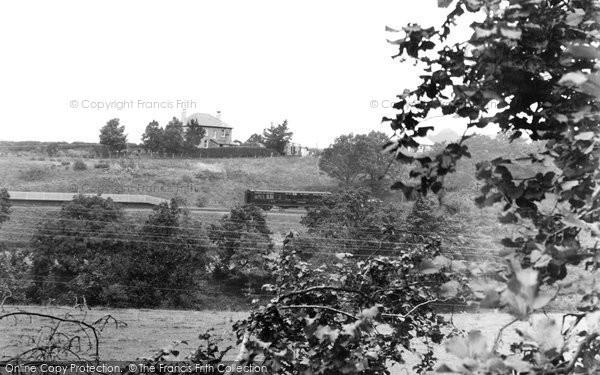 Photo of Llangammarch Wells, Glasfryn 1937