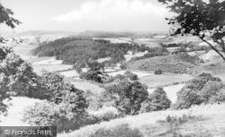 Llangedwyn, General View c.1950
