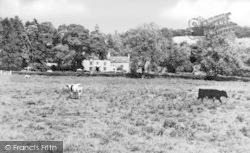 Llangedwyn, The Green Inn c.1950