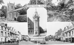 Llangefni, Composite c.1955