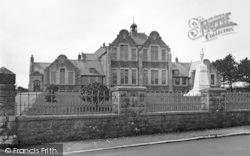 Llangefni, County School c.1939