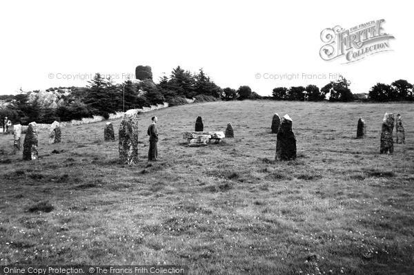 Llangefni, Cylch Yr Orsedd c1960