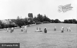 Llangefni, Felin Graig And Gorsedd Stones c.1960