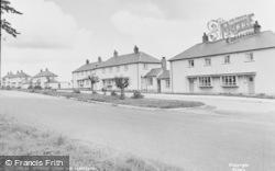 Llangefni, Ffordd Corn Hir c.1960