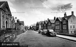 Llangefni, Ffordd Glanhwfa  c.1955