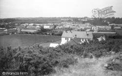 Llangefni, General View c.1940
