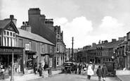 Llangefni, High Street c1950