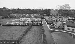 Llangefni, New Housing Estate c.1955
