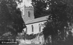 Llangefni, St Cyngar's Church c.1950