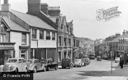 Llangefni, Stryd Fawr c.1955