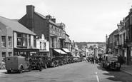 Llangefni, Stryd Fawr c1950