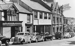 Llangefni, Stryd Fawr c.1960