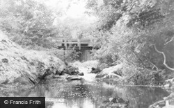 Llangefni, Y Dingle c.1960