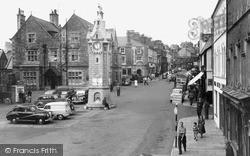 Llangefni, Y Sgwar c.1960