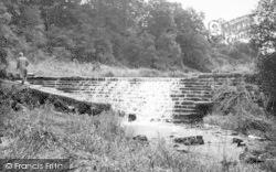 Llangefni, Yr Argae c.1960