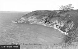 Llangennith, Blue Pool Bay 1937