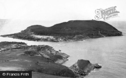 Llangennith, Burry Holms Sand Dunes c.1950