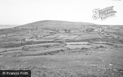 Llangennith, General View c.1960