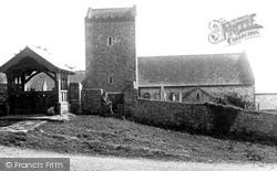 Llangennith, St Cenydd's Church 1937