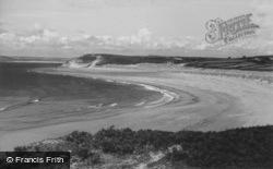 The Bay c.1950, Llangennith