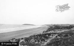 Llangennith, The Beach c.1950