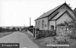 The Chapel c.1960, Llangennith