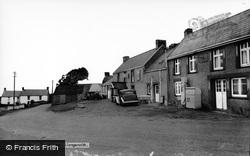 Llangennith, The Village c.1960