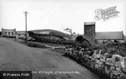 The Village c.1960, Llangennith