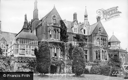 Hafodunos School c.1950, Llangernyw