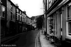 Bridge Street c.1965, Llangollen