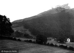 Castell Dinas Bran 1913, Llangollen