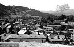 General View c.1955, Llangollen
