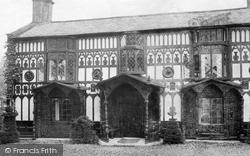 Plas Newydd 1913, Llangollen