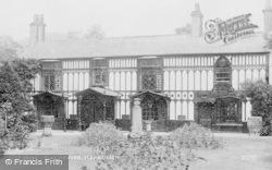 Plas Newydd c.1890, Llangollen