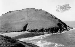 Llangrannog, Cymtydu c.1955