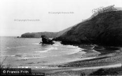 Llangrannog, General View c.1955