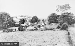 Llangurig, General View c.1960