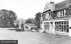 Llangurig, The Village c.1960