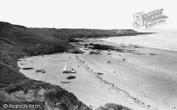 Beach c.1955, Llangwnnadl