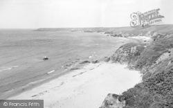 Penllech Beach c.1955, Llangwnnadl