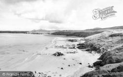 The Beach And Headland c.1960, Llangwnnadl