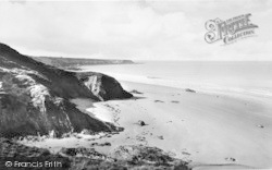 The Beach c.1955, Llangwnnadl