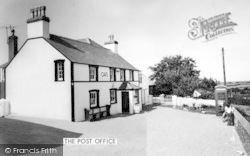 Llangwnnadl, The Post Office c.1960