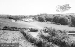 Llangwnnadl, The Youth Camp c.1960