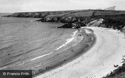 Whistling Sands c.1955, Llangwnnadl
