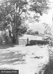 Llangynidr, Tor Y Foel c.1960