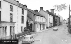 Main Street c.1960, Llangynog